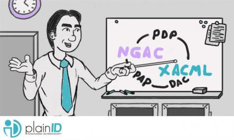NGAC vs XACML difference