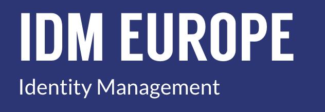 IDM Europe – Identity Management